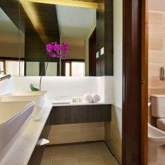 Village Hotel Bugis 4* Люкс с двуспальной кроватью