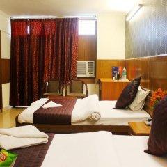 Hotel Delhi Marine Club C6 Vasant Kunj комната для гостей фото 3