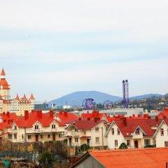 Гостиница МариАнна балкон