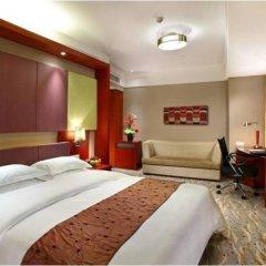 Central Hotel Jingmin 5* Стандартный номер с различными типами кроватей фото 9