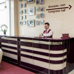 Bukovyna Hotel интерьер отеля