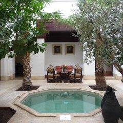 Отель Riad Matham Марокко, Марракеш - отзывы, цены и фото номеров - забронировать отель Riad Matham онлайн бассейн
