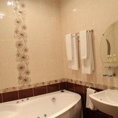 Кристина Отель 2* Люкс разные типы кроватей фото 4