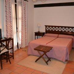 Отель Posada Real Del Pinar 4* Стандартный номер фото 7