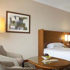 Отель Jumeira Rotana Стандартный номер с различными типами кроватей фото 3