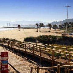Hotel Carabela 2 пляж фото 2