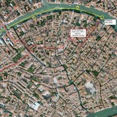 Апартаменты Cà Tron Apartment спортивное сооружение