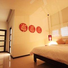 Отель Two Villas Holiday Oriental Style Layan Beach 4* Вилла с различными типами кроватей фото 17