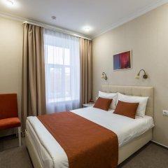 Гостиница Павелецкая Аэро 3* Стандартный номер двуспальная кровать фото 2