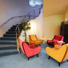 Spa & Capsule Hotel GrandPark-Inn Yokohama комната для гостей фото 2