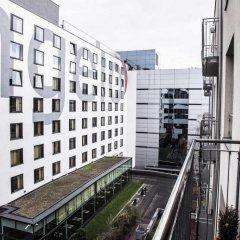 Апартаменты Europa Apartments балкон