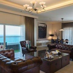 Herods Hotel Tel Aviv by the Beach 5* Президентский люкс с разными типами кроватей фото 2
