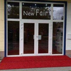 Отель New Fair Munich Messe Мюнхен фитнесс-зал