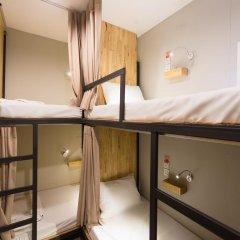 Homie Hostel & Cafe' 2* Кровать в общем номере фото 8