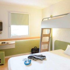 Отель ibis budget Nice Aeroport Promenade des Anglais 2* Стандартный номер с различными типами кроватей фото 8