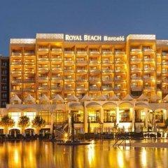 Отель Bulgarienhus Royal Beach Apartments Болгария, Солнечный берег - отзывы, цены и фото номеров - забронировать отель Bulgarienhus Royal Beach Apartments онлайн приотельная территория
