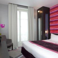 Le Marceau Bastille Hotel 4* Стандартный номер с различными типами кроватей