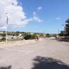 Отель Xaloc Playa парковка