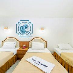 Отель Pure Phuket Residence 2* Номер Делюкс разные типы кроватей фото 4