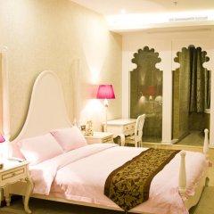 Xiamen Alice Theme Hotel 3* Номер Делюкс фото 32