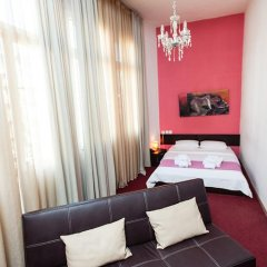 Hotel Ilisia Стандартный номер с различными типами кроватей фото 3