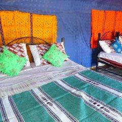 Отель Auberge Les Roches Марокко, Мерзуга - отзывы, цены и фото номеров - забронировать отель Auberge Les Roches онлайн комната для гостей фото 4