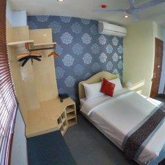 Отель LVIS boutique 3* Номер Делюкс с различными типами кроватей фото 3