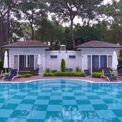 Отель Nirvana Lagoon Villas Suites & Spa бассейн фото 3