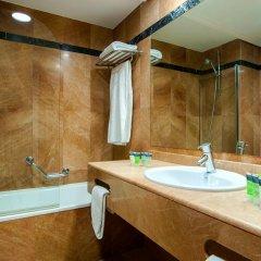 Hotel Silken Amara Plaza 4* Номер Комфорт с различными типами кроватей фото 2