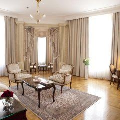 Отель Moskva 4* Люкс Премиум с различными типами кроватей фото 6