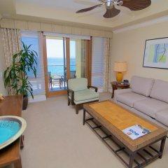 Отель Dolphin Bay Resort and Spa 4* Люкс с различными типами кроватей фото 6