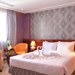 White Lotus Hotel 3* Номер Делюкс с различными типами кроватей фото 2