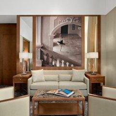 Отель Palais Hansen Kempinski Vienna 5* Люкс с двуспальной кроватью фото 3