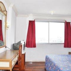Отель HIGHFIVE 3* Номер Делюкс фото 3