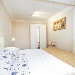 Отель Maya Aparts Номер категории Эконом с двуспальной кроватью фото 5