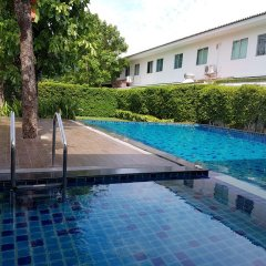 Отель Vacationhome@bkk Бангкок бассейн