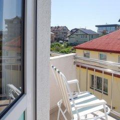 Mini-Hotel Tri Art балкон