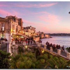 Отель Domus Arethusae Италия, Сиракуза - отзывы, цены и фото номеров - забронировать отель Domus Arethusae онлайн приотельная территория