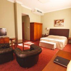 Бизнес Отель Евразия 4* Представительский люкс разные типы кроватей фото 12