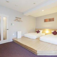 Отель Tokyu Stay Monzen-Nakacho 3* Стандартный номер с 2 отдельными кроватями фото 3