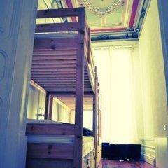 Garden House Hostel Кровать в общем номере двухъярусные кровати фото 8