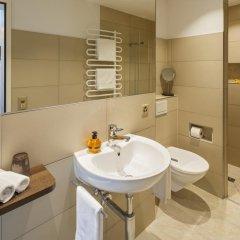 Отель APARTHOTEL Familie Hugenschmidt 3* Номер с общей ванной комнатой с различными типами кроватей (общая ванная комната)