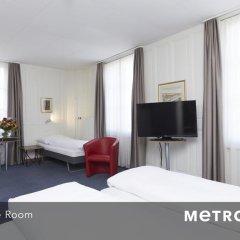 Metropole Easy City Hotel 3* Стандартный номер с различными типами кроватей