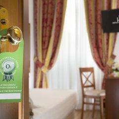 Отель Milton Roma 4* Стандартный номер фото 13