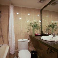 Клаб отель Бишкек ванная