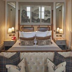 Отель Intercontinental Edinburgh the George 5* Улучшенный люкс с различными типами кроватей фото 6