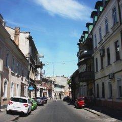 Гостиница Аппартаменты в исторической части Одессы парковка