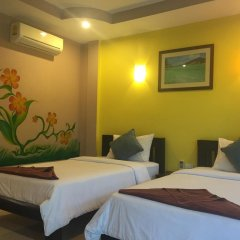 Baan Suan Ta Hotel 2* Улучшенный номер с различными типами кроватей фото 16