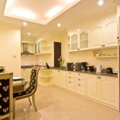 Отель LK Royal Suite Pattaya 4* Стандартный номер с различными типами кроватей фото 5