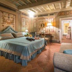 Отель Piazza Pitti Palace Улучшенные апартаменты с различными типами кроватей